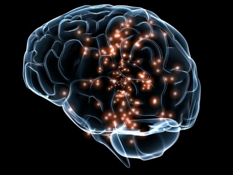 Where is Stress Processed at Night? A Neuron Imaging Study into Stress-Related Abnormality in Brain