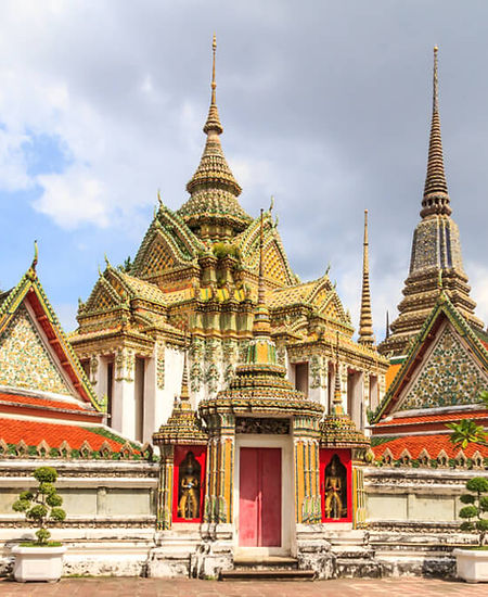 Temple Wat Pho, Thaïlande