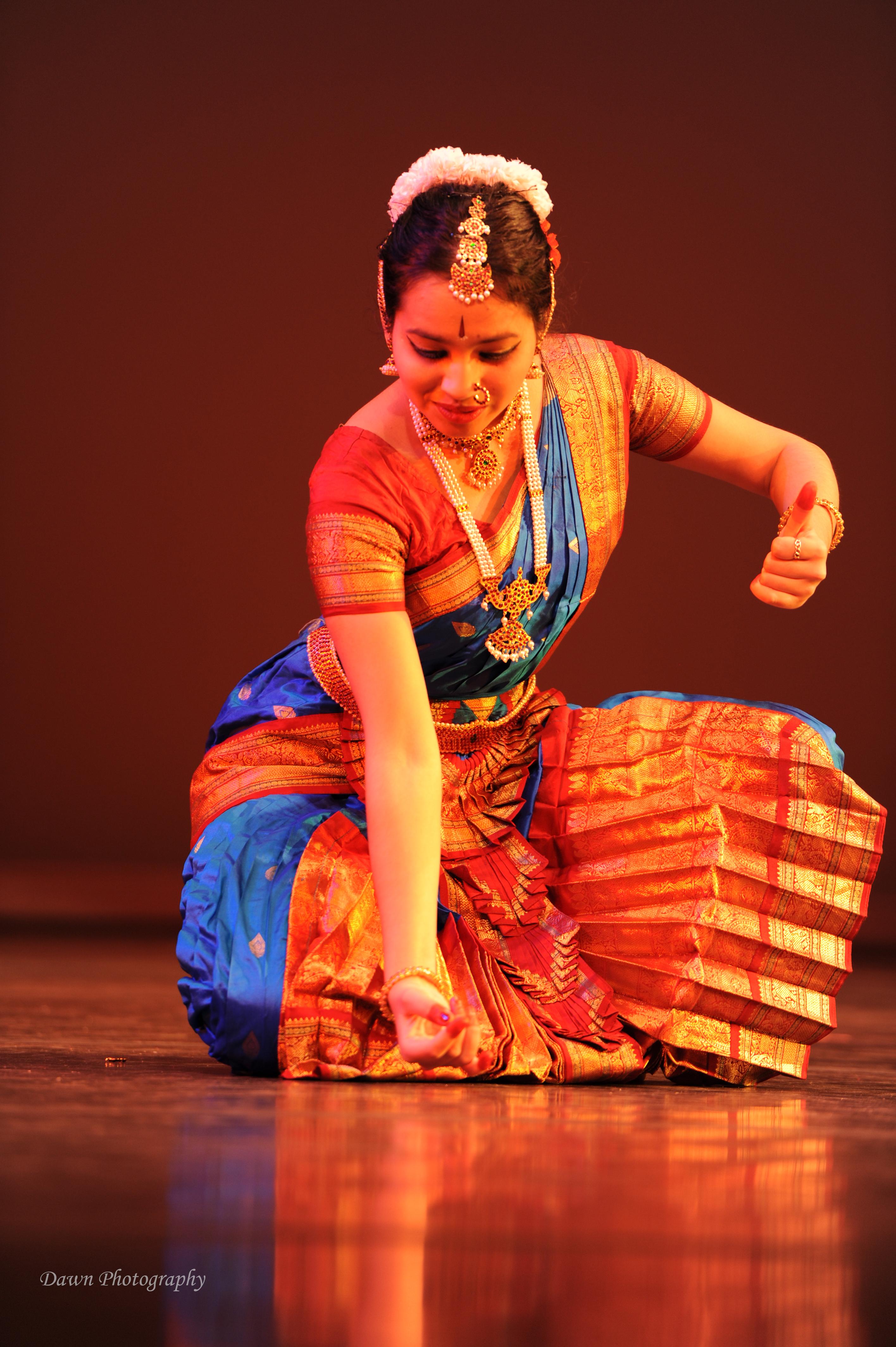 Prerana Patil - Bharatanatyam
