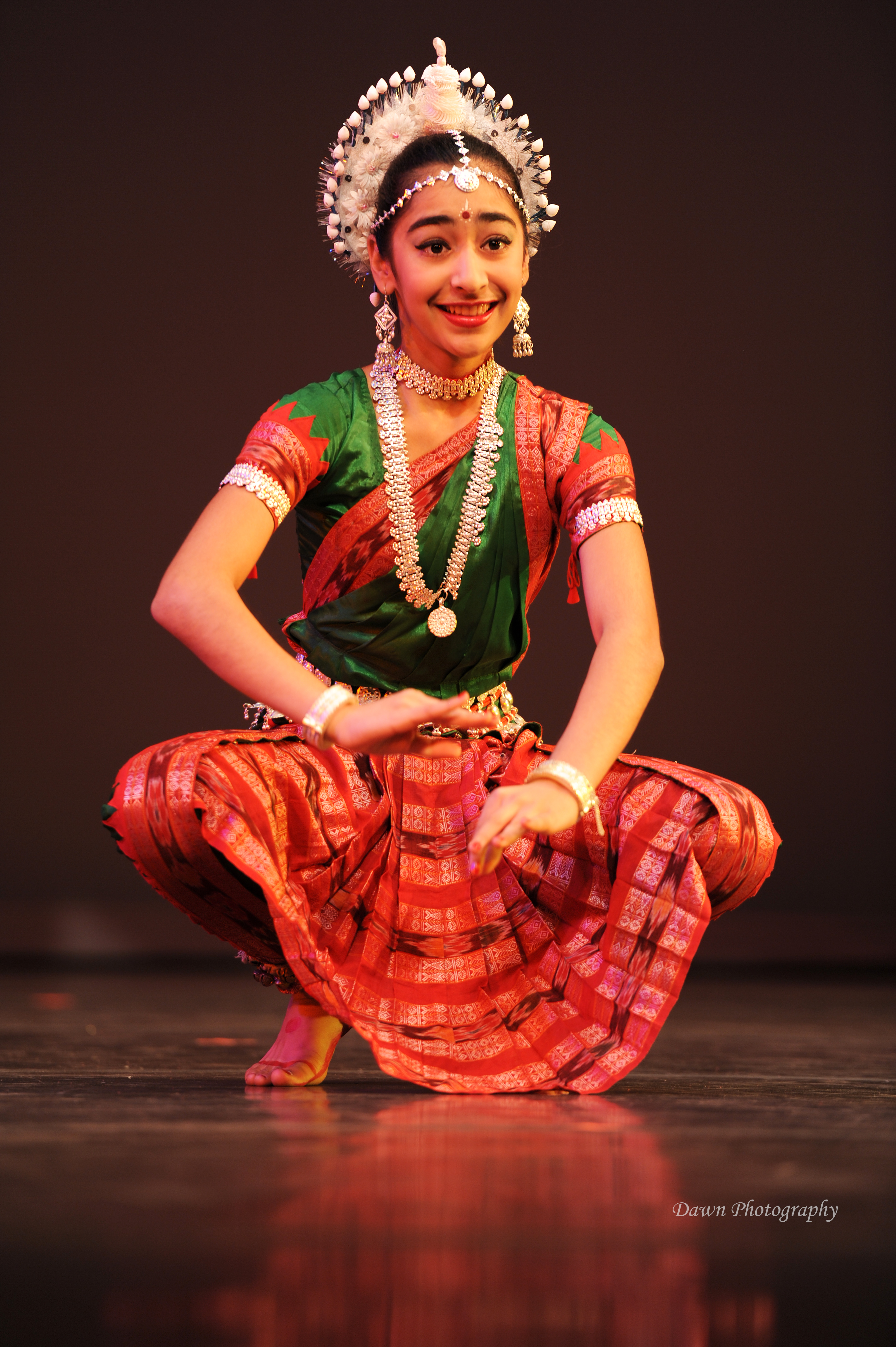 Khushi Morpariya - Odissi