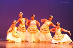 Group dance winner - Mohiniyattam