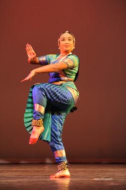 Ashwini Vytheswaran - Bharatanatyam
