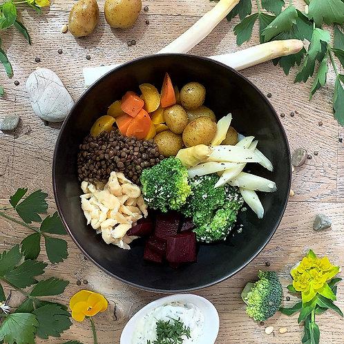 Gemüse Bowl