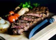 Swallowing Steak