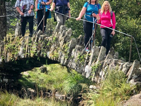 Photos from this week's Lakes & Waterfalls walking holiday