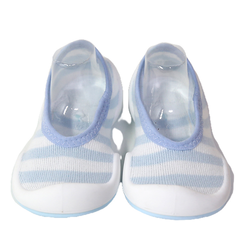 Flat Blue Stripes
