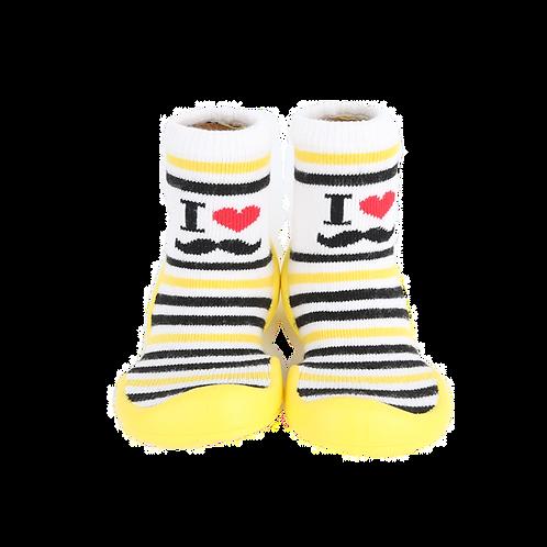 i-Heart Ring Yellow