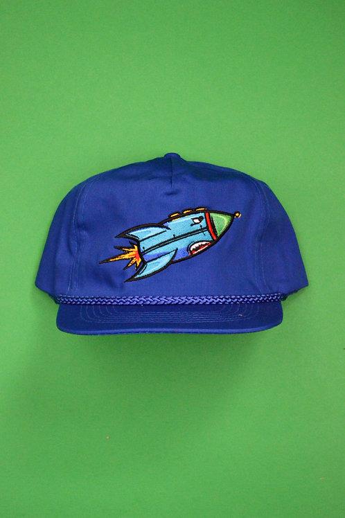 Blast Off Rocket Hat