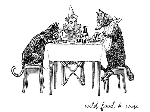 WILD FOOD & WINE BOX