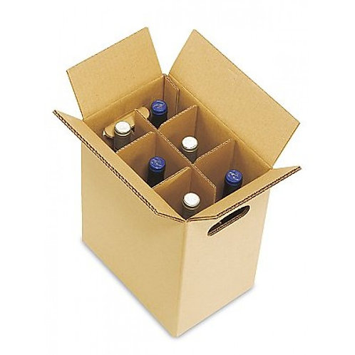 Mixed (6pk) half case - daily drinkers