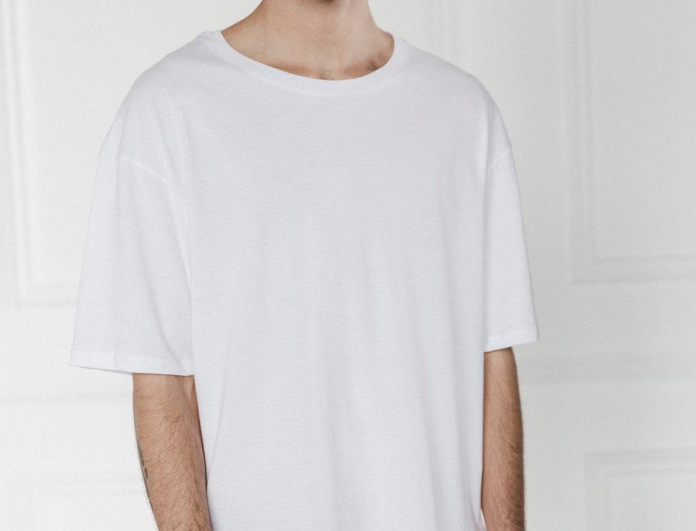 Camiseta Paul blanca