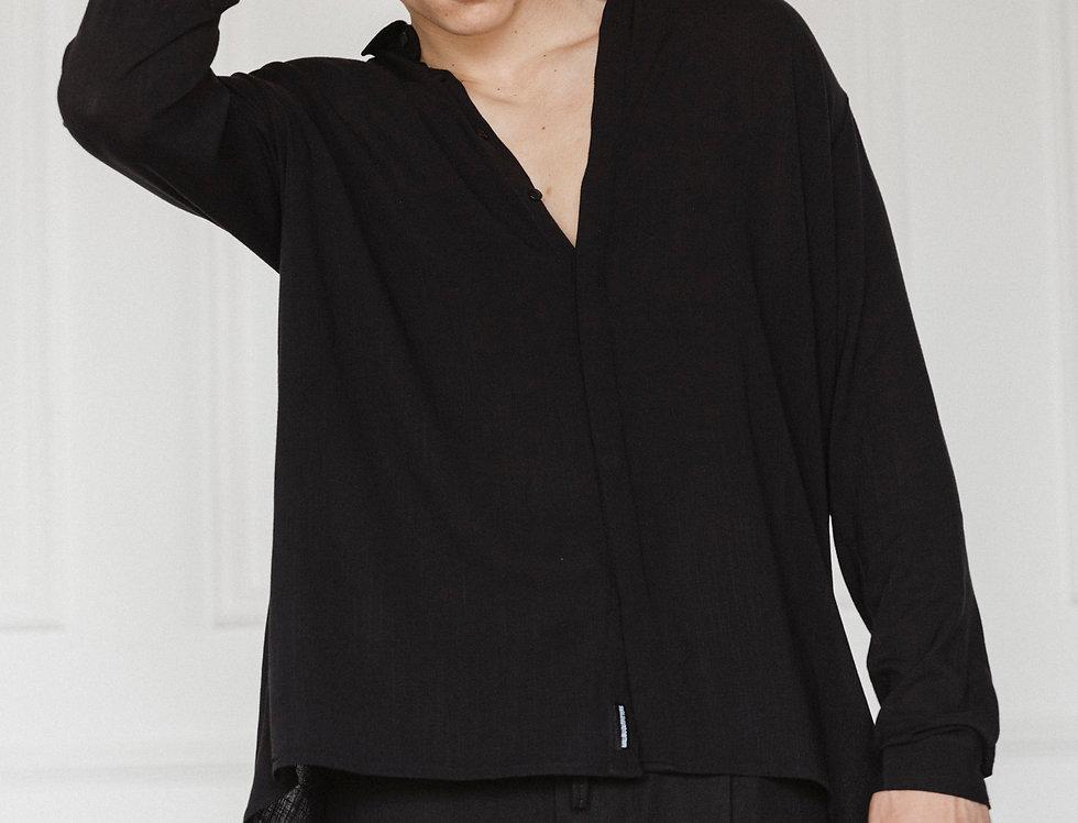Camisa Bilbao Negra