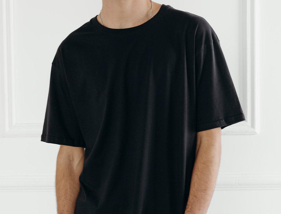 Camiseta Paul negra