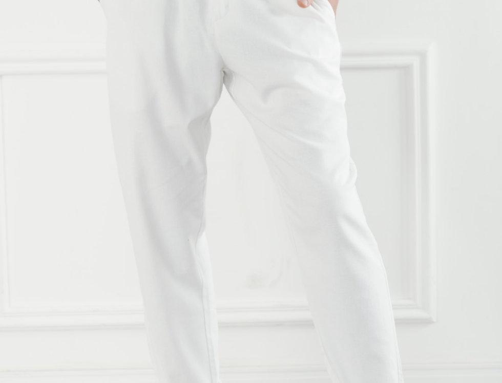 Pantalón de lino Lucca