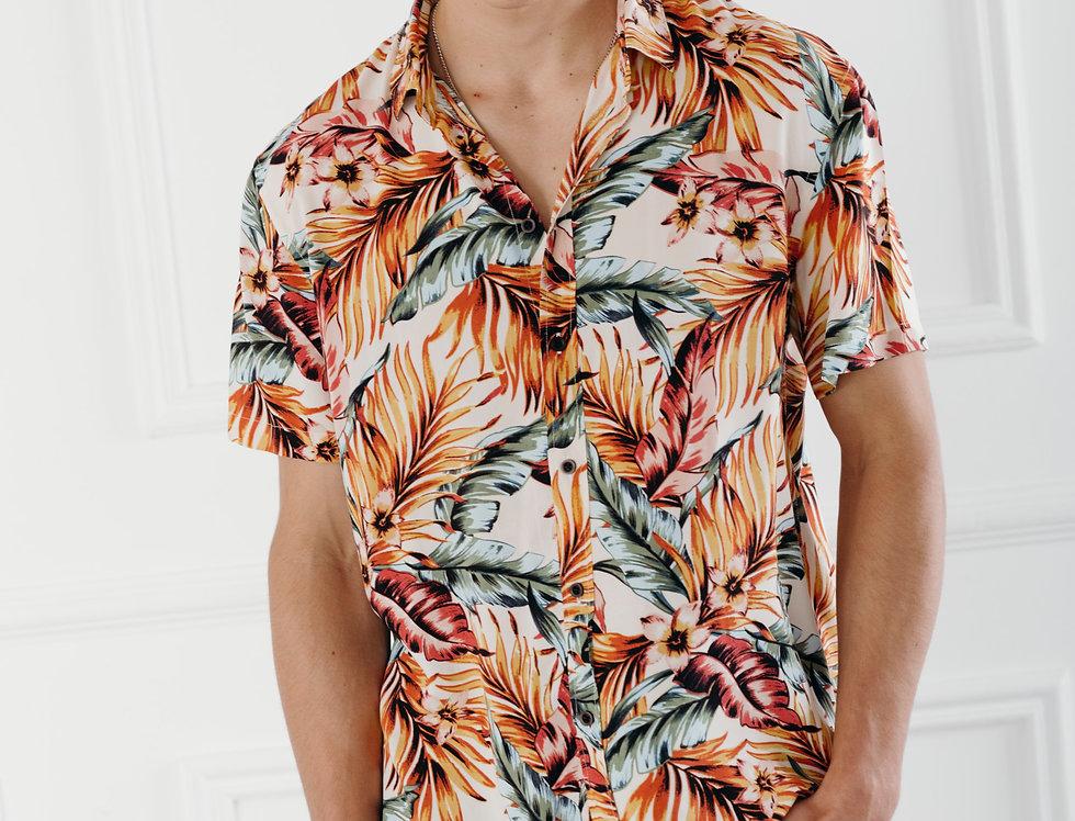 Camisa Blake Rose