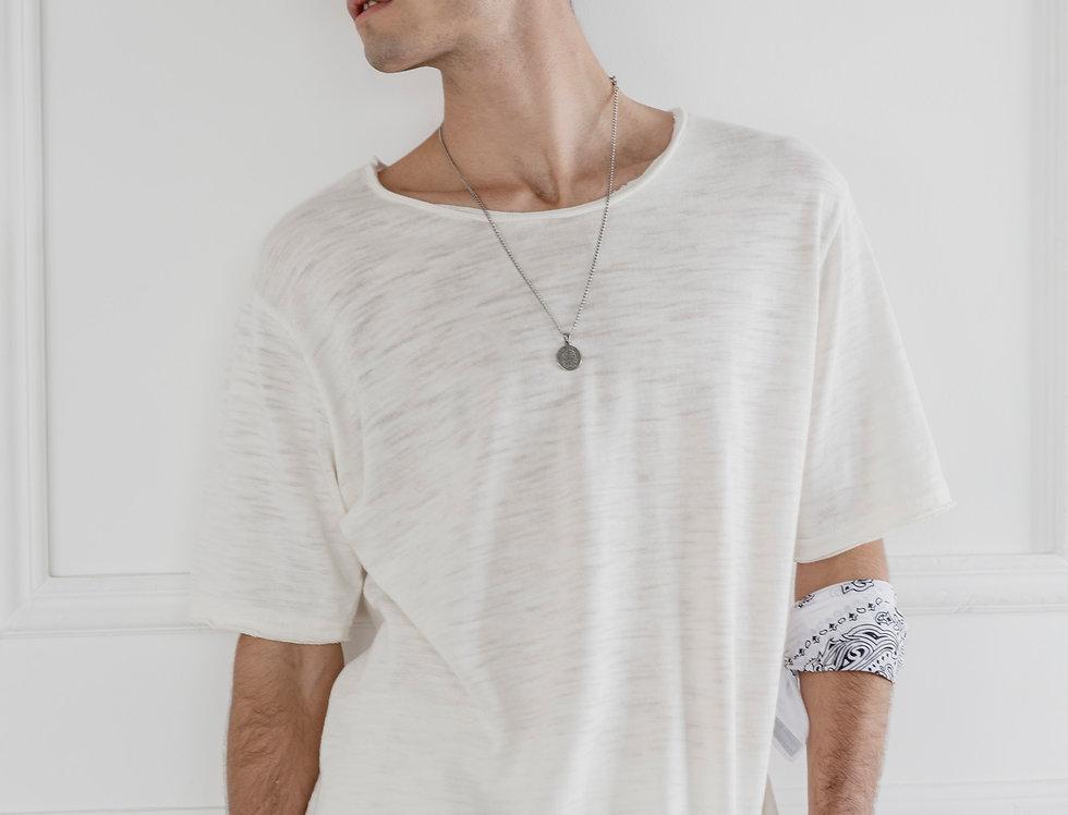 Camiseta Bhatt Blanca