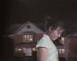 Sans titre (#1946) huile sur toile 73X92