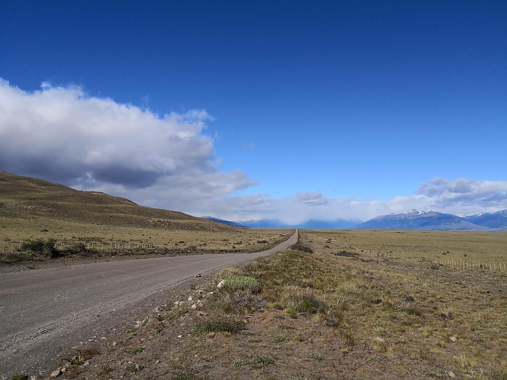 The Ruta 15 - the old estancia road