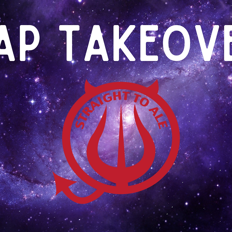 Straight to Ale Tap Takeover at Saw's Juke Joint