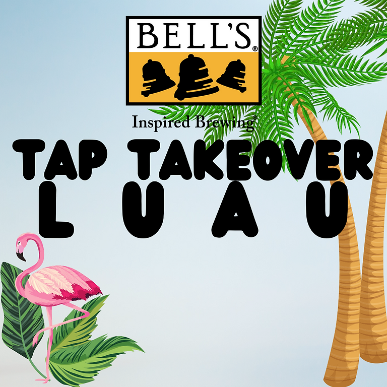 Bell's Luau Tap Takeover at Jack Brown's Bham