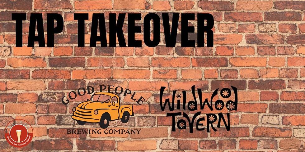 Good People Tap Takeover at Wildwood Tavern