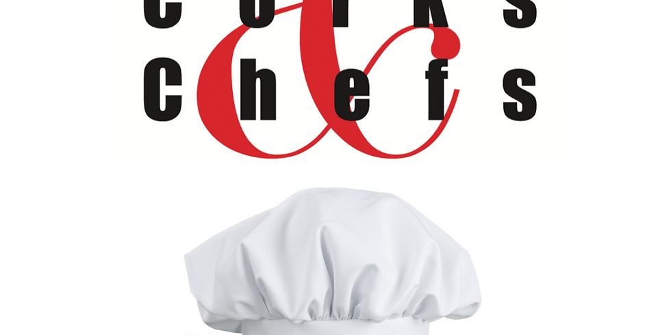 Corks & Chefs