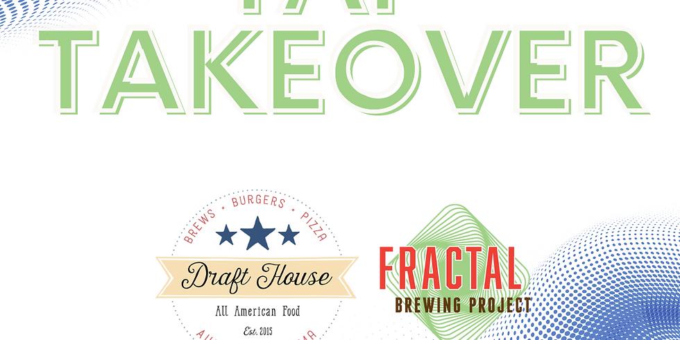 Fractal Tap Takeover at Auburn Draft House