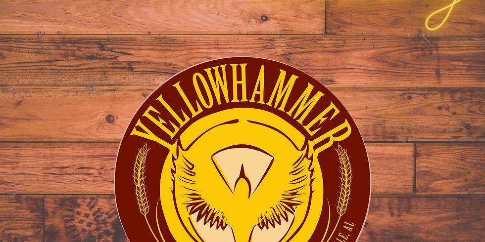 Das Stahl Bierhaus featuring Yellowhammer Brewing