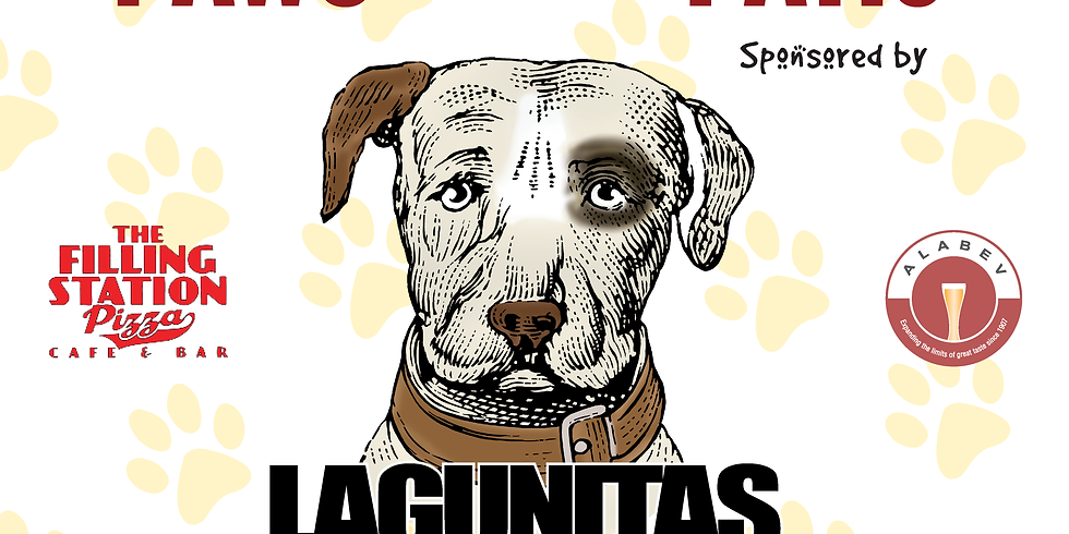 Paws on the Patio by Lagunitas Brewing