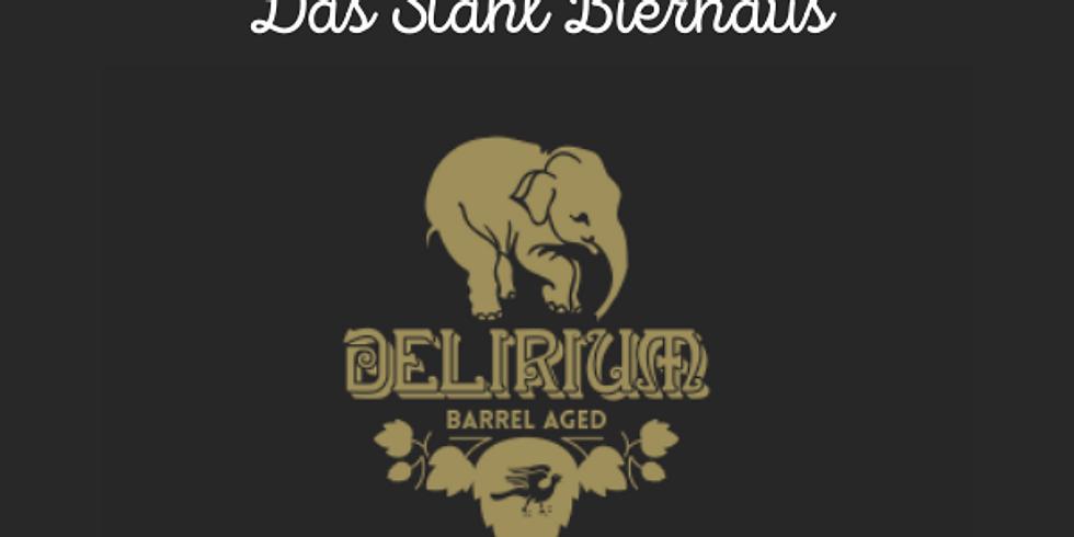 Delirium Black at Das Stahl Bierhaus!