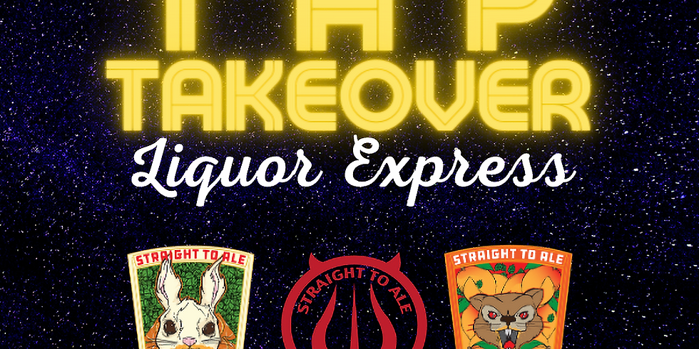 Straight to Ale Feature at Liquor Express