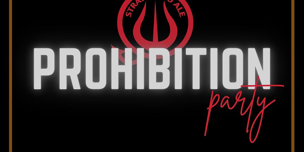 Prohibition Party at Old Havana Cigar Bar