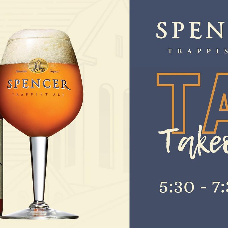 Spencer Tap Takeover at the Filling Station