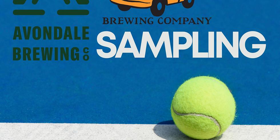 Vestavia County Club Tennis Tournament with Good People & Avondale