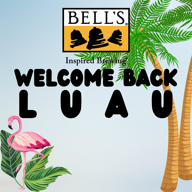 Bell's Welcome Back Luau at Hop City