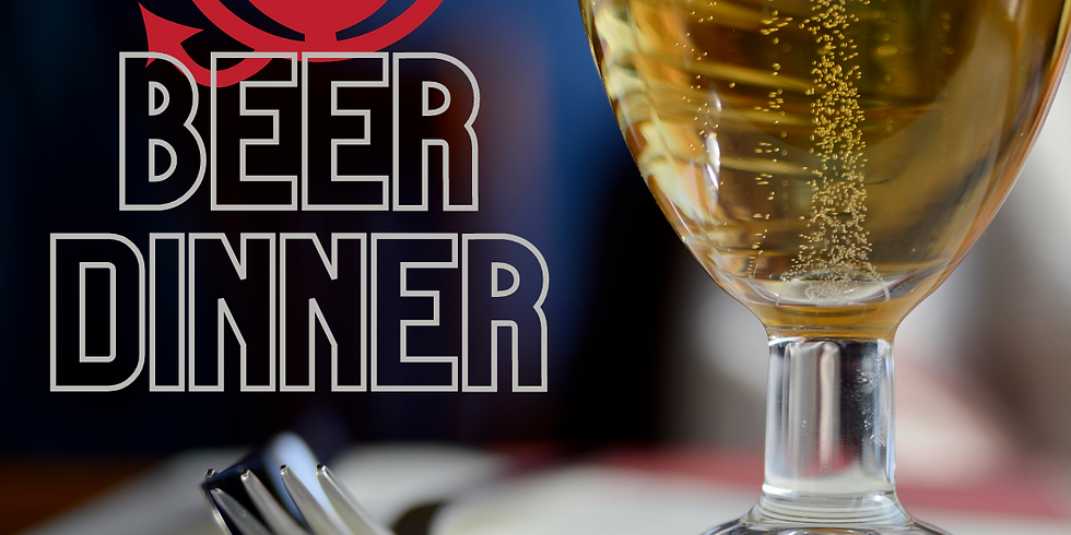 Straight to Ale Beer Dinner at Farrelly's