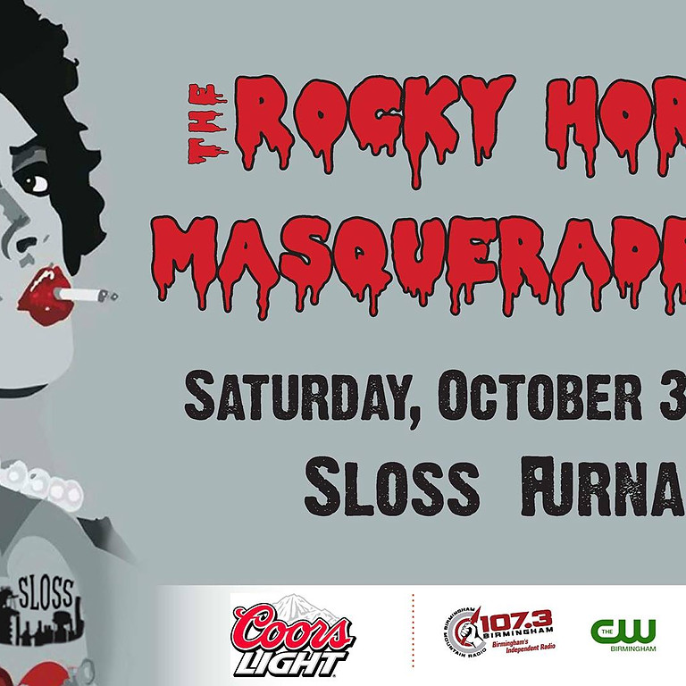 Rocky Horror Masquerade Ball