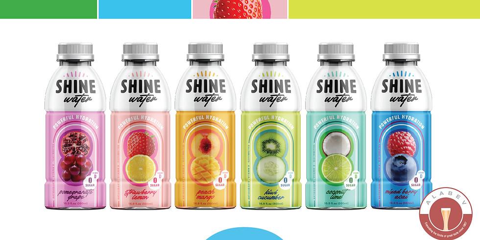 Shine Water Tasting at Pig River Run!