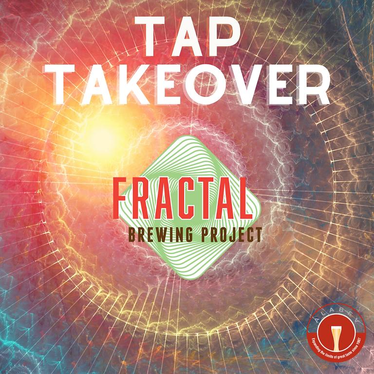Fractal Tap Takeover at Pints & Pixels