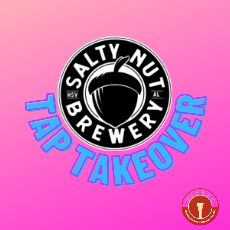 Salty Nut Tap Takeover at Open Bottle Huntsville