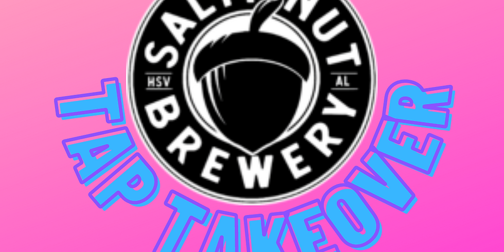 Salty Nut Tap Takeover at Jack Browns!