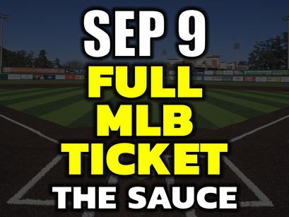 MLB Picks Today Thursday September 9th