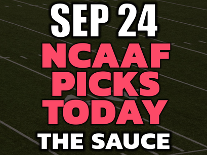 College Football Picks Today 9/24