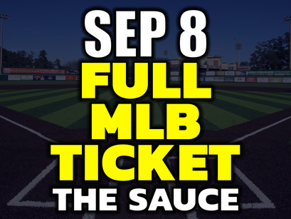 MLB Picks Today Full Ticket September 8th