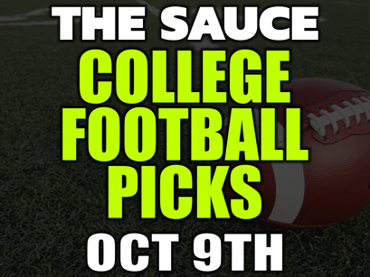 College Football Picks Saturday 10/9