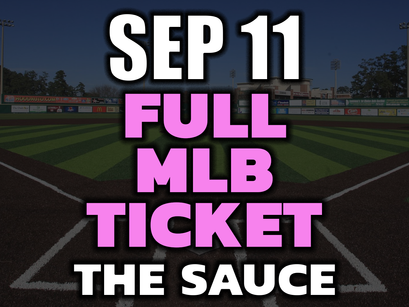 Free MLB Picks Saturday September 11th