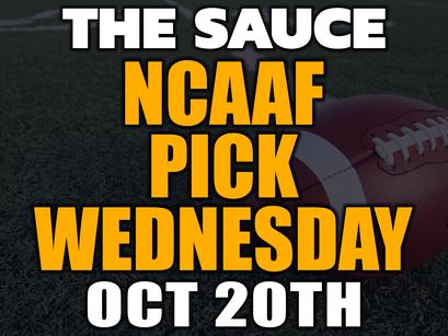College Football Pick App State vs Coastal Carolina Thursday 10/20