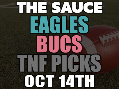 Eagles vs Buccaneers TNF Picks