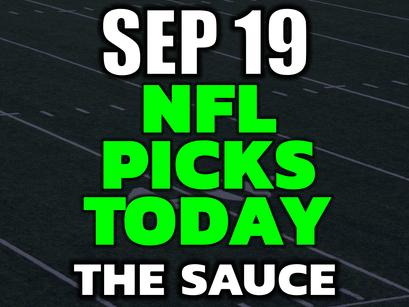 NFL Picks Sunday September 19th