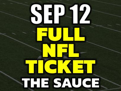 NFL Week 1 Picks
